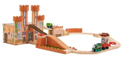 Deluxe King of the Railway Set - Thomas Wooden Railway