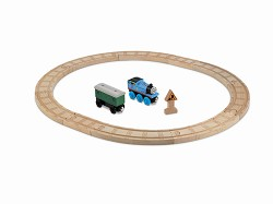 Oval Starter Set - Thomas & Friends™ Wooden Railway Playset