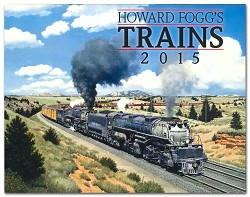 2015 Calendar - Howard Fogg's Trains