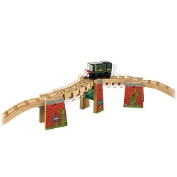 Wacky Track Bridge - Thomas & Friends™ Wooden Railway