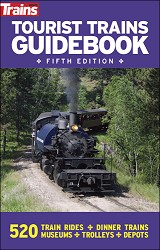 Tourist Trains Guidebook 5th Edition