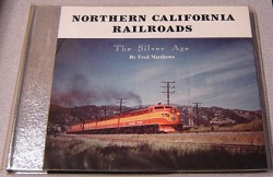 USED BOOK - Northern California Railroads Vol II Choose condition