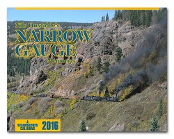 2016 Calendar - Nils Huxtable's Narrow Gauge Memories