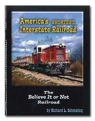 America's Shortest Interstate Railroad