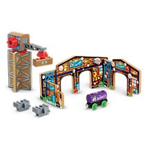 Creative Junction Slot & Build - Thomas™ Wooden Railway
