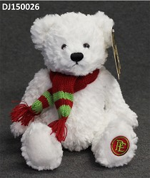 Polar Express 2015 Beanie Bear