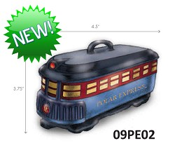 The Polar Express Train Car Ornament