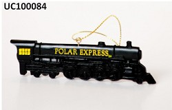 The Polar Express Flat Train Ornament