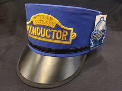 Polar Express Conductor's Hat
