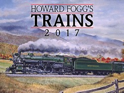2017 Calendar - Howard Fogg's Trains