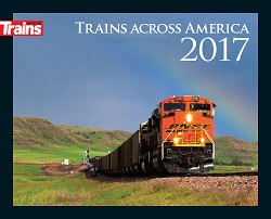 2017 Calendar - Trains Across America