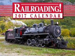 2017 Calendar Railroading!