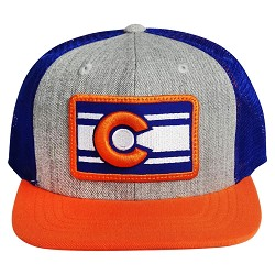 Colorado Broncos Trucker Hat