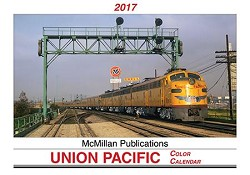 2017 Calendar - McMillan Publications Union Pacific Color