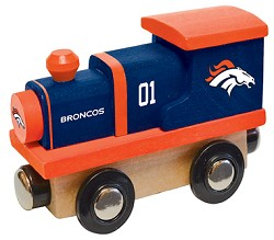 Denver Broncos Train