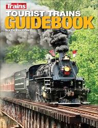 Tourist Trains Guidebook 6th Edition,9781627004091