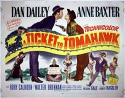 A Ticket to Tomahawk!