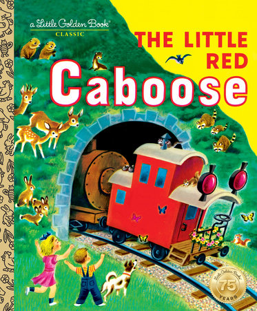 The Little Red Caboose,978-0-307-02152-6
