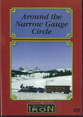 Around the Narrow Gauge Circle DVD,CIRCLE/D