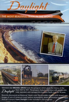 Daylight, The Most Beautiful Train in the World - DVD