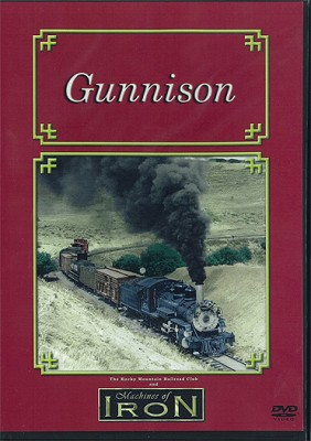 Gunnison - Machine of Iron DVD,GUNN/D
