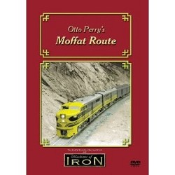 Otto Perry's Moffat Route - Machines of Iron DVD,OPMR/DR