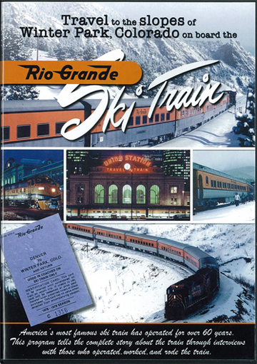 Rio Grande Ski Train - DVD