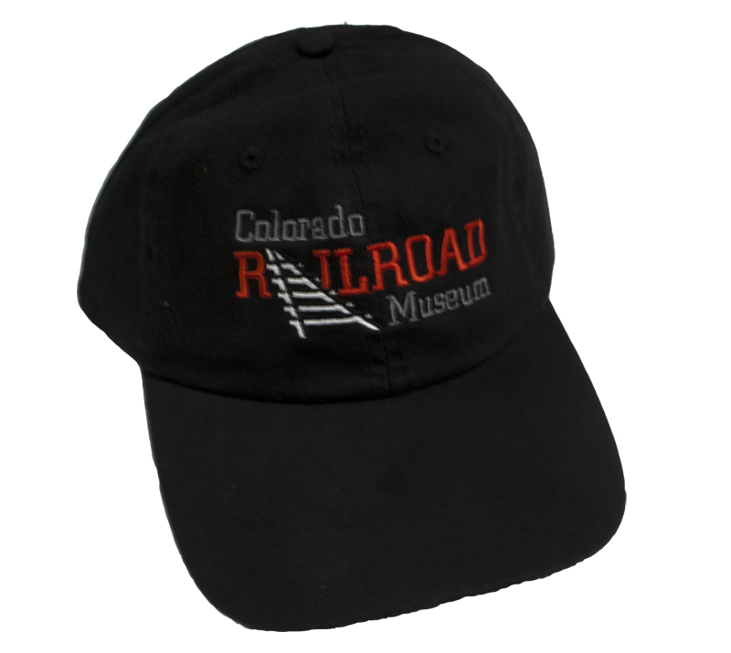Colorado Railroad Museum Baseball Hat with Adustable Strap