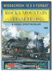Rocky Mountain Steam Trains: A Video Spectacular,D-100