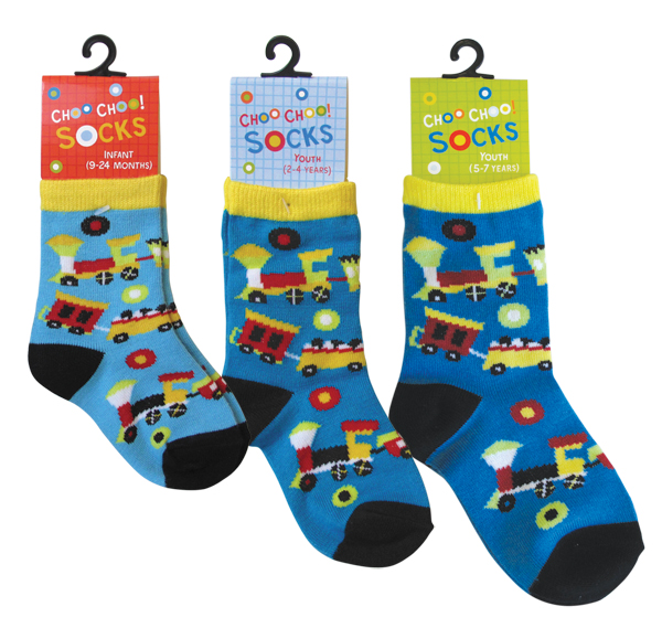 Train Socks!,03/8844