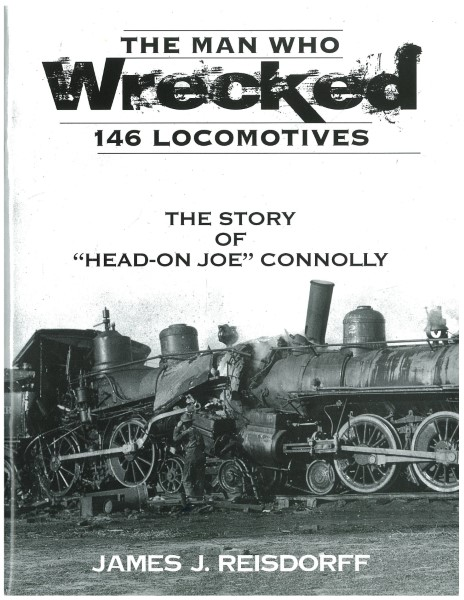 Man who Wrecked 146 Locomotives