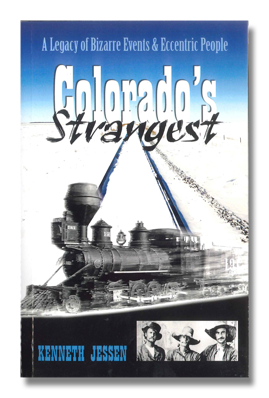 Colorado's Strangest: A Legacy of Bizarre Events
