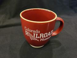 Colorado Railroad Museum Coffee Mug