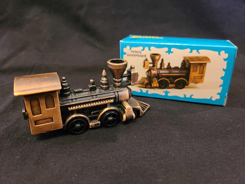 Locomotive Sharpener,03/1221