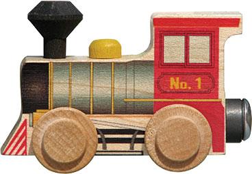 NameTrain Classic  Engine,10218-B