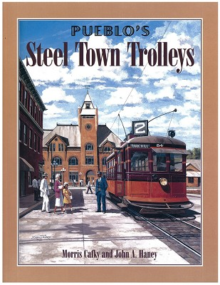 Pueblo's Steel Town Trolleys,SLC