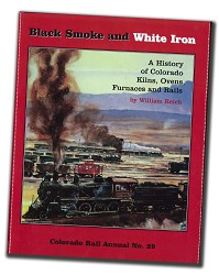 CRA NO. 29 - Black Smoke and White Iron