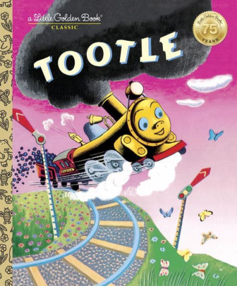 Tootle- Little Golden Book,9780307020970