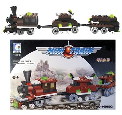 Connecting BlockTrain 169pc Set