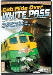 Cab Ride Over White Pass - 4 DVD set,CWPYSET