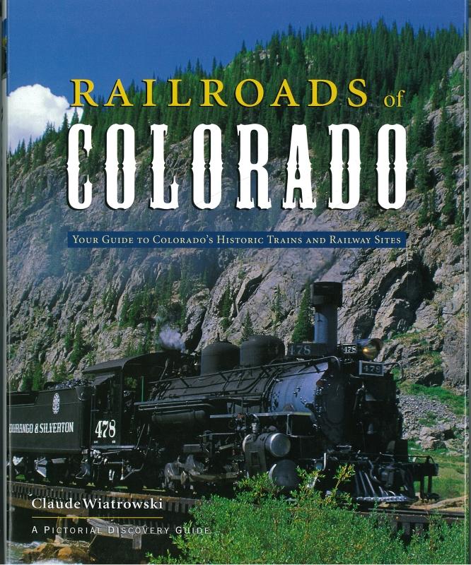 Railroads of Colorado,529-6