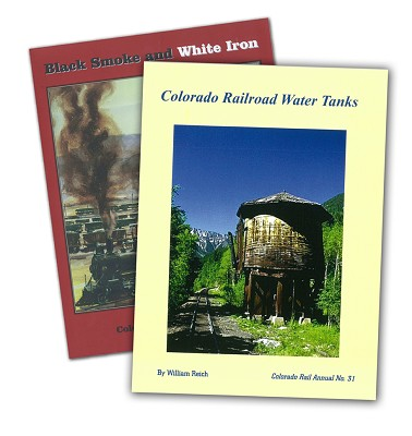 William Reich Bundle - CO Rail Annuals 29 & 31