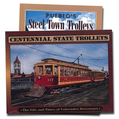 Centennial State Trollys & Pueblo's Steel Town Trolleys Pack