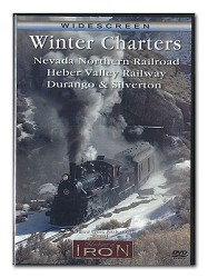 Winter Charters - Machines of Iron DVD