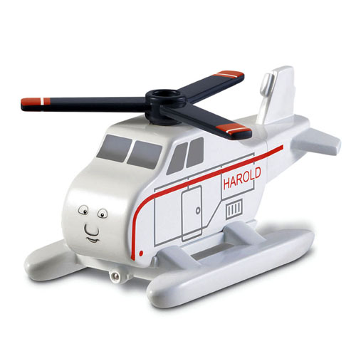 Harold the Helicopter -Thomas & Friends™ Wooden Railway,GGG43