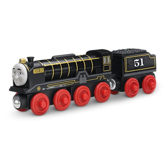 Hiro Japanese Engine Thomas & Friends Wooden Railway,GGG67