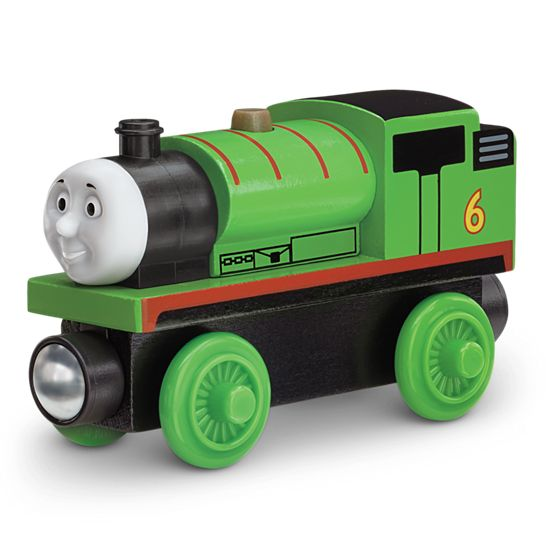 Percy the Small Engine Thomas & Friends Wooden Railway,GGG30