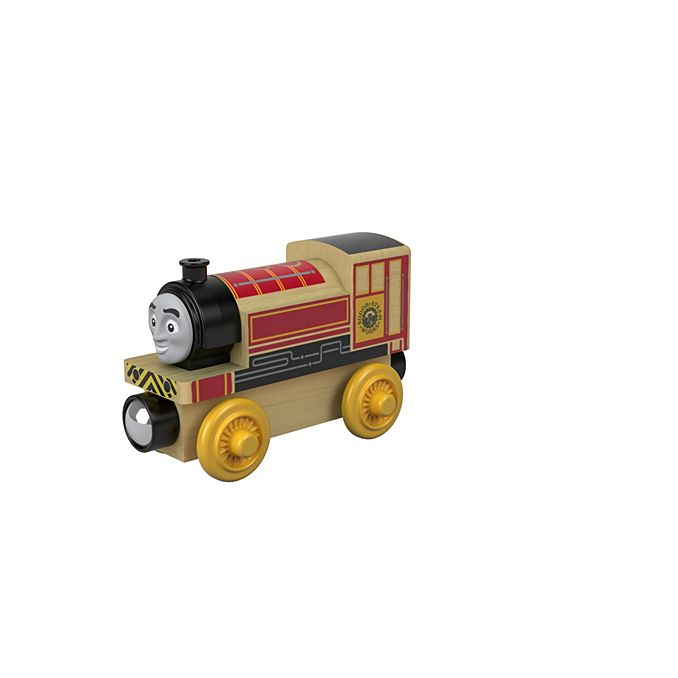 Victor Thomas Wooden Railroad,FHM18