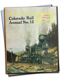 CO Rail Annual Pack 01 - Annual Nos. 15 & 16
