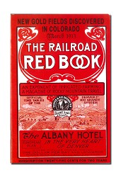 The Railroad Red Book - March 1913 (reprint)